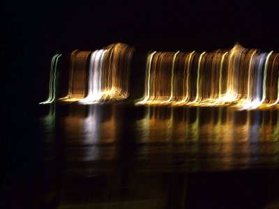 Brighton Pier - Long Exposure, Waterfall