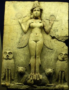 Ishtar, Queen of the Night, Godess of Love