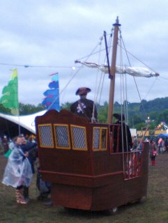A Pirate Ship